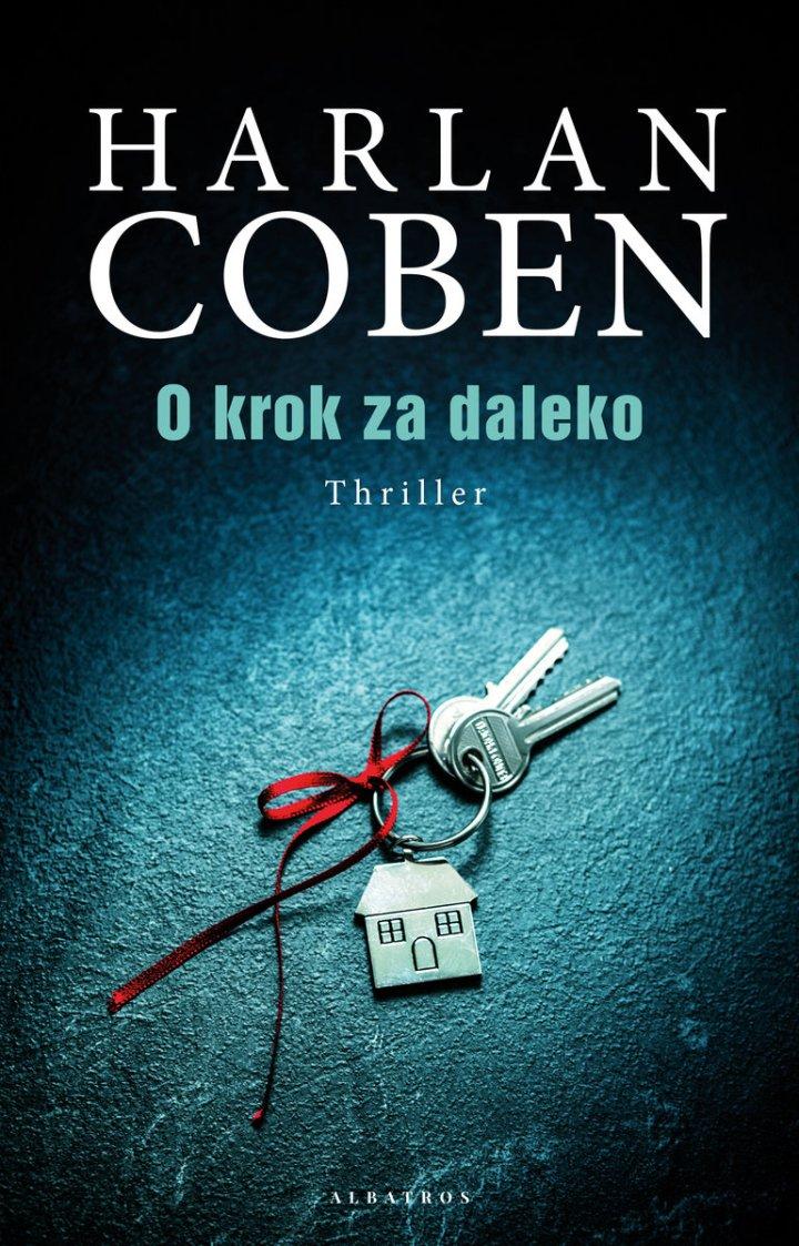 O krok za daleko, Harlan Coben – audobiook w sam raz napodróż