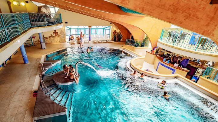 AquaCity Poprad – termy z widokiem naTatry