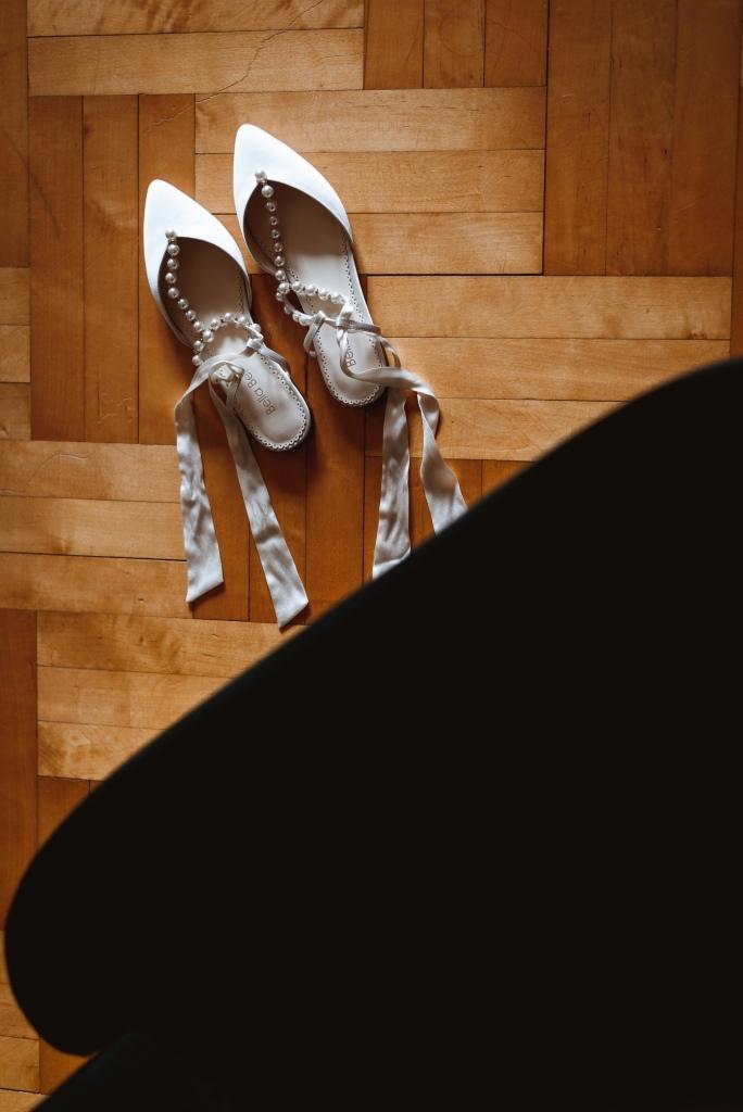 Buty ślubne Bella Belle